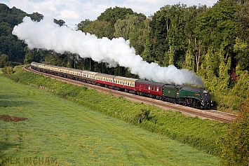 LNER Class A4 60009 Union of South Africa