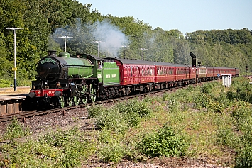 "LNER Thompson Class B1 61306 ""Mayflower"""
