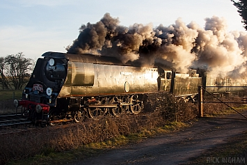 Battle of Britain Class - 34067 'Tangmere'