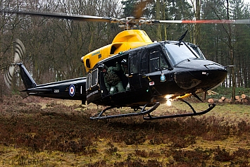 Bell 412EP Griffin HT1 - ZJ235/I - DHFS/RAF