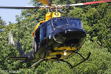 Bell 412EP Griffin HT1 - ZJ707/O - DHFS/RAF