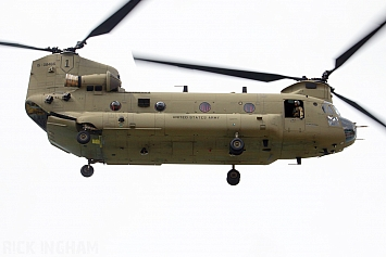 Boeing CH-47F Chinook - 15-08466 - US Army