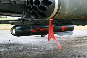 Hellfire CTM (Collective Training Missile)