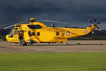 Westland Sea King HAR3 - ZH542 - RAF