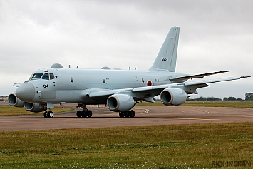Kawasaki P-1 - 5504 - Japan Maritime Self Defence Force