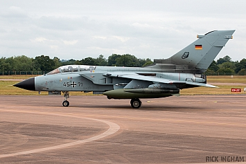 Panavia Tornado IDS - 45+71 - German Air Force