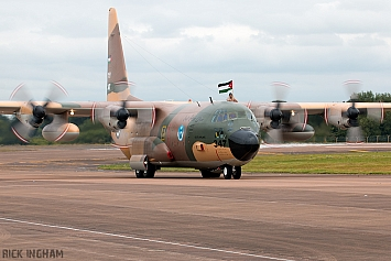 Lockheed C-130H Hercules - 347 - Jordanian Air Force