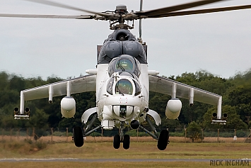 Mil Mi-35 Hind - 3370 - Czech Air Force