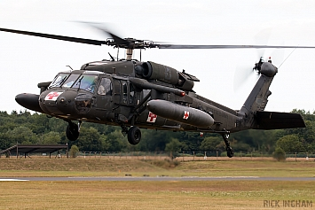 Sikorsky UH-60A Blackhawk - 87-24614 - US Army