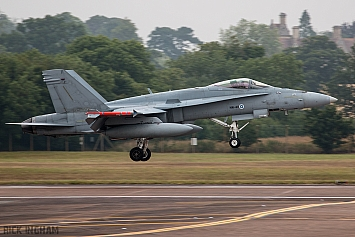 McDonnell Douglas F/A-18C Hornet - HN-411 - Finnish Air Force