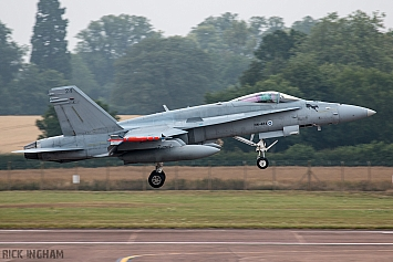 McDonnell Douglas F/A-18C Hornet - HN-424 - Finnish Air Force