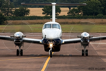 Beech King Air 350 Avenger - ZZ503 - Royal Navy