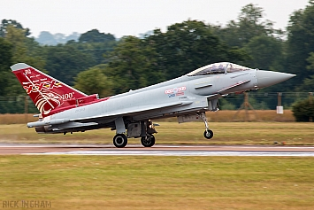 Eurofighter Typhoon FGR4 - ZK353 - RAF
