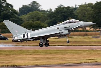 Eurofighter Typhoon FGR4 - ZK308 - RAF