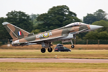 Eurofighter Typhoon FGR4 - ZK349 - RAF