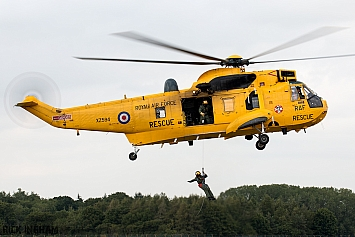 Westland Sea King HAR3 - XZ594 - RAF